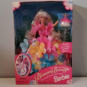 Barbie blossom beauty doll